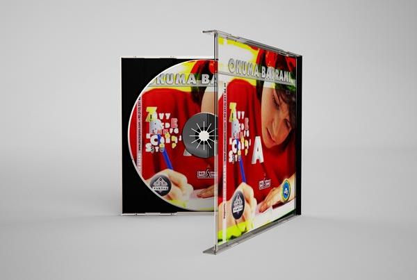 VCD Tasarımı – MEV Okuma Bayramı
