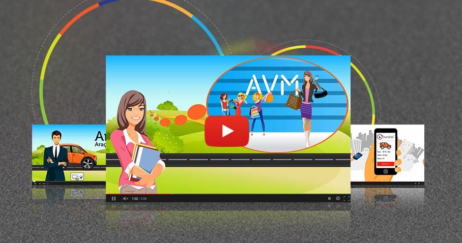 Buraba.com Tanıtım Video Animasyon Filmi