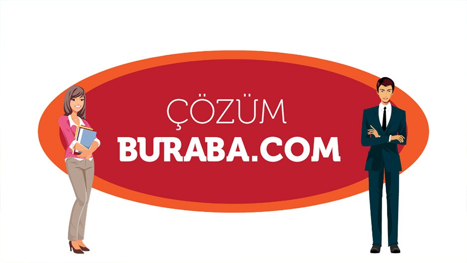 Buraba.com Flash Video Animasyon Tanıtım Filmi 8