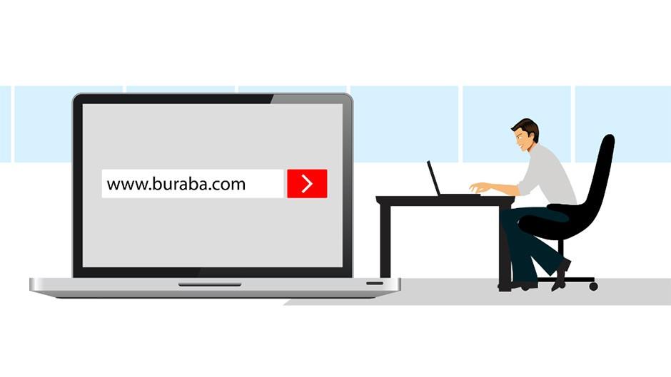 Buraba.com Flash Video Animasyon Tanıtım Filmi 9
