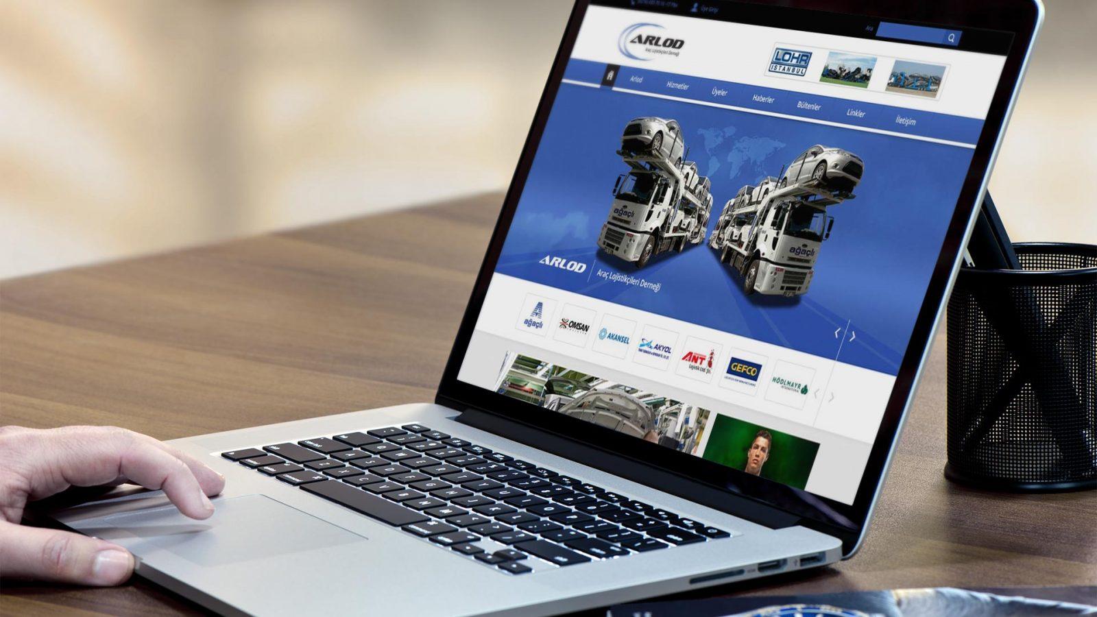 arlod responsive web sitesi tasarımı 02