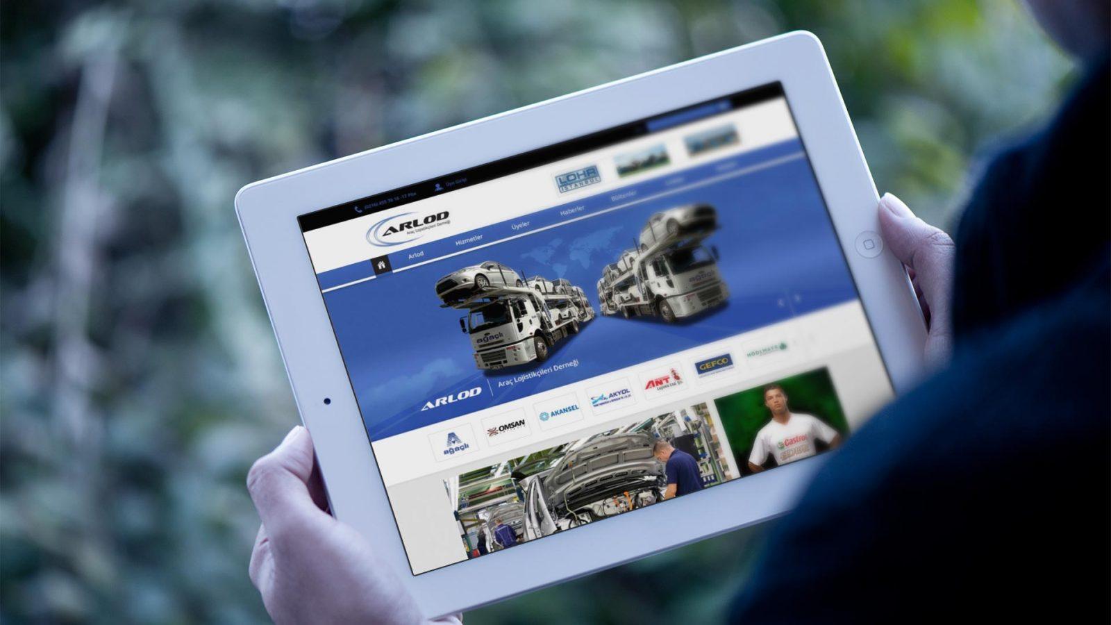 arlod responsive web sitesi tasarımı 03