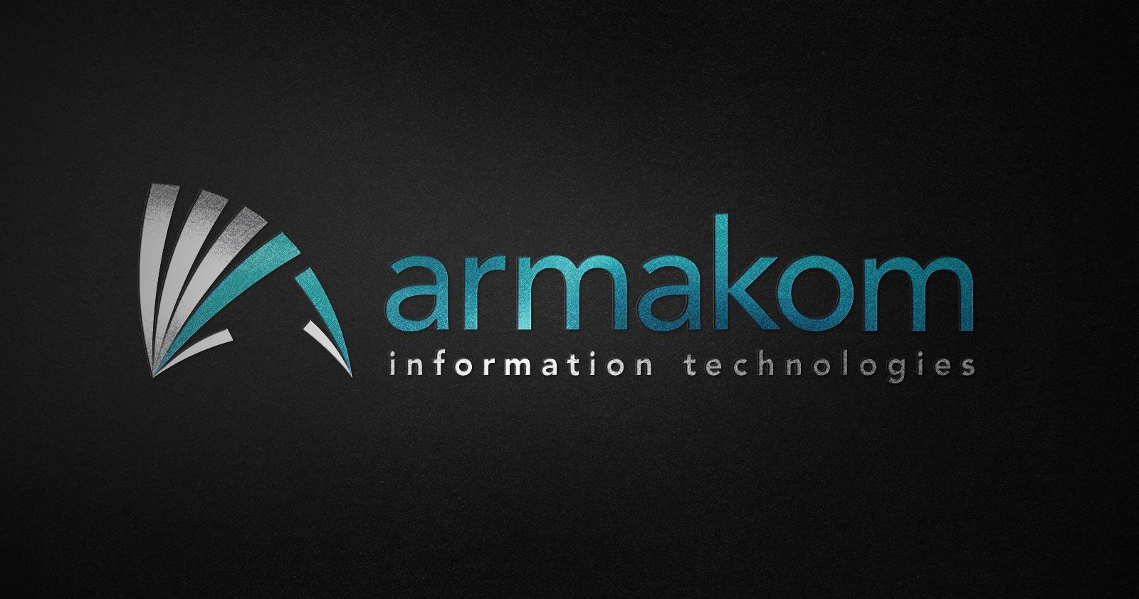 Armakom logo kurumsal kimlik tasarımı 02