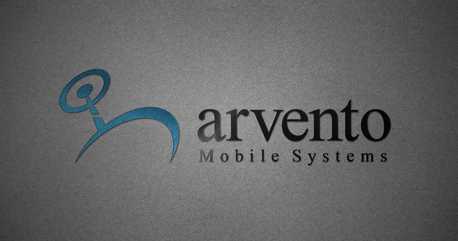 Arvento logo kurumsal kimlik tasarımı 02