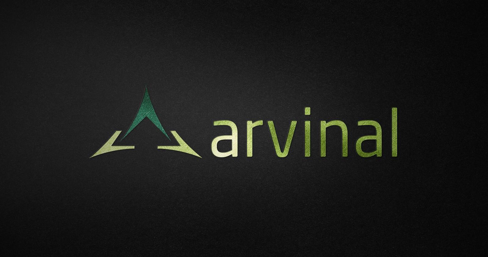 Arvinal logo kurumsal kimlik tasarımı 02