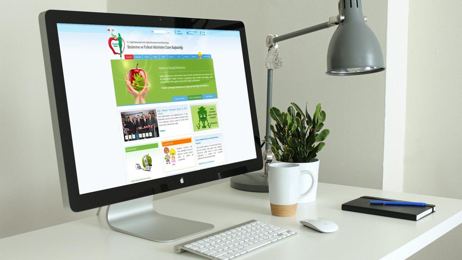 beslenme web sitesi tasarımı 03