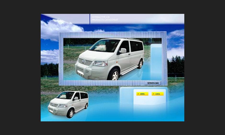 Group Baran 2005 Ürün ve Tanıtım Cd Tasarımı 2