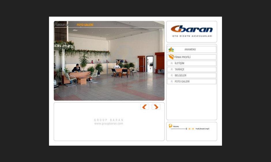 Group Baran 2005 Ürün ve Tanıtım Cd Tasarımı 4