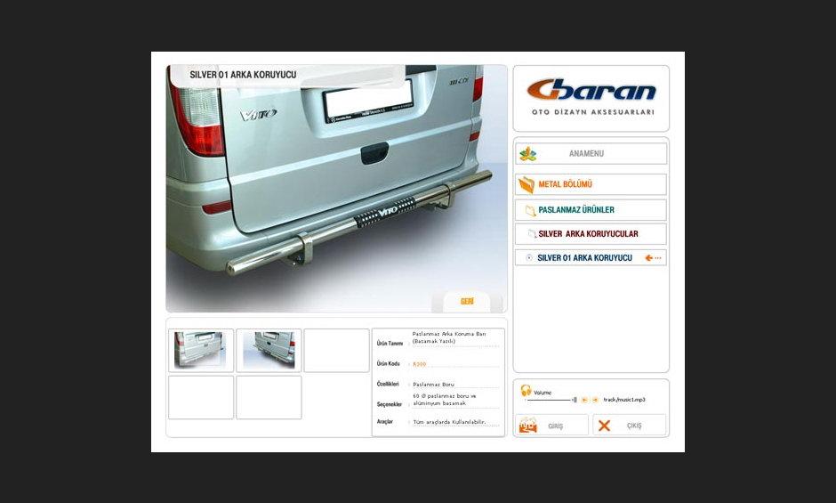 Group Baran 2005 Ürün ve Tanıtım Cd Tasarımı 5