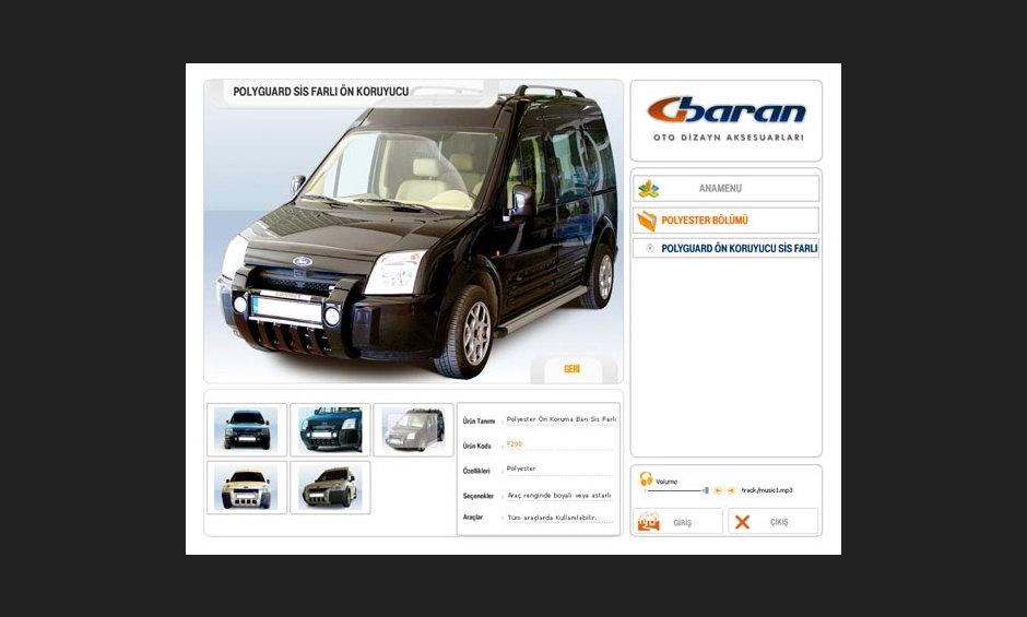 Group Baran 2005 Ürün ve Tanıtım Cd Tasarımı 7