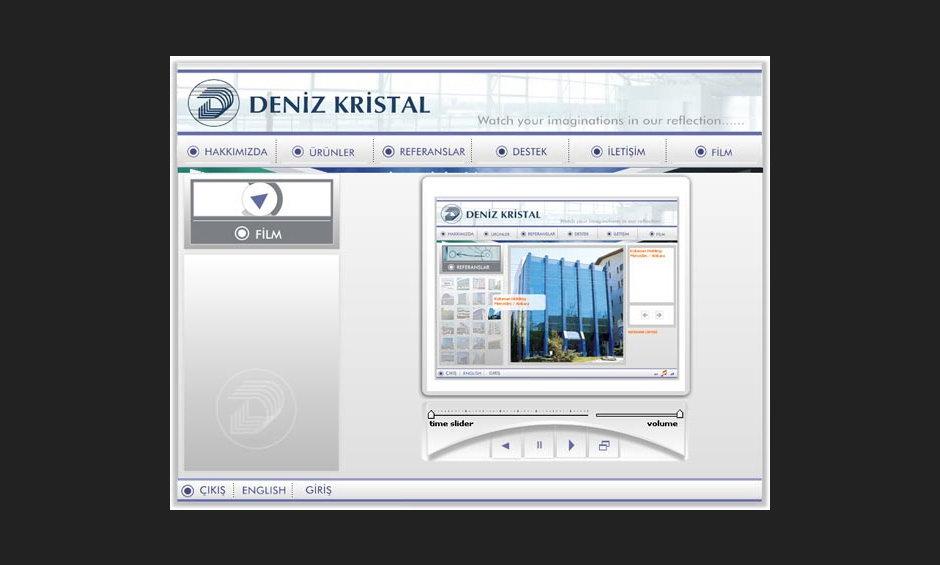 Deniz Kristal Ürün ve Tanıtım Cd Tasarımı 5