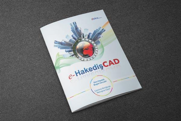 e-HakedişCAD Katalog Tasarımı