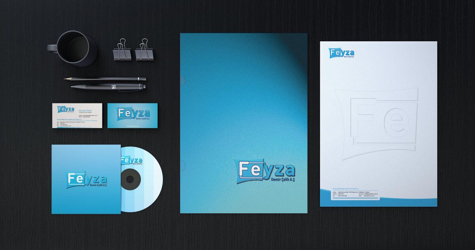 Feyza demir kurumsal kimlik tasarımı 03