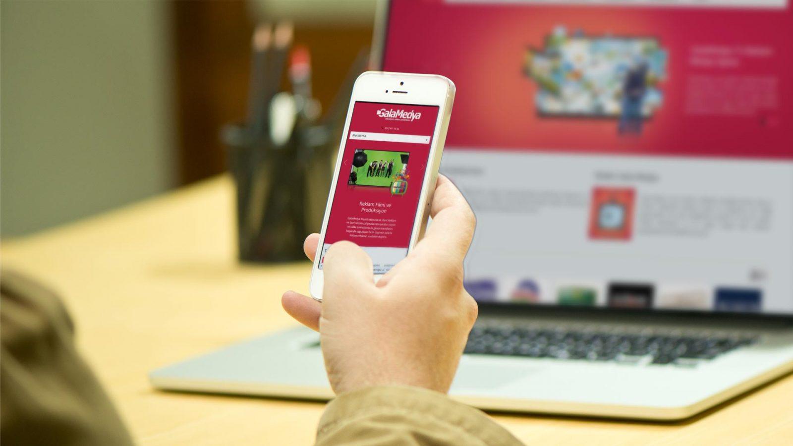 galamedya responsive web sitesi tasarımı 01