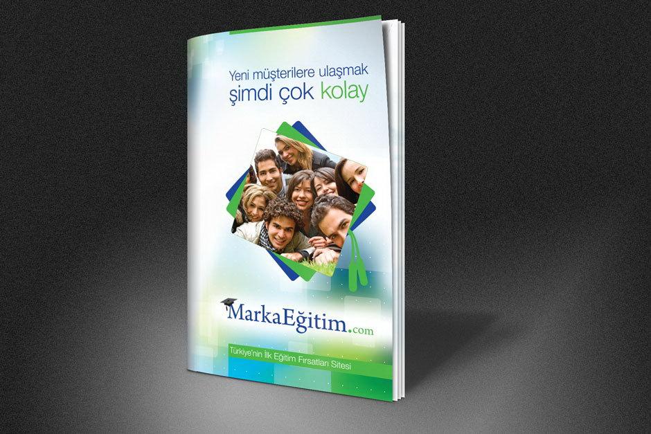 Marka Eğitim Katalog Tasarımı 1