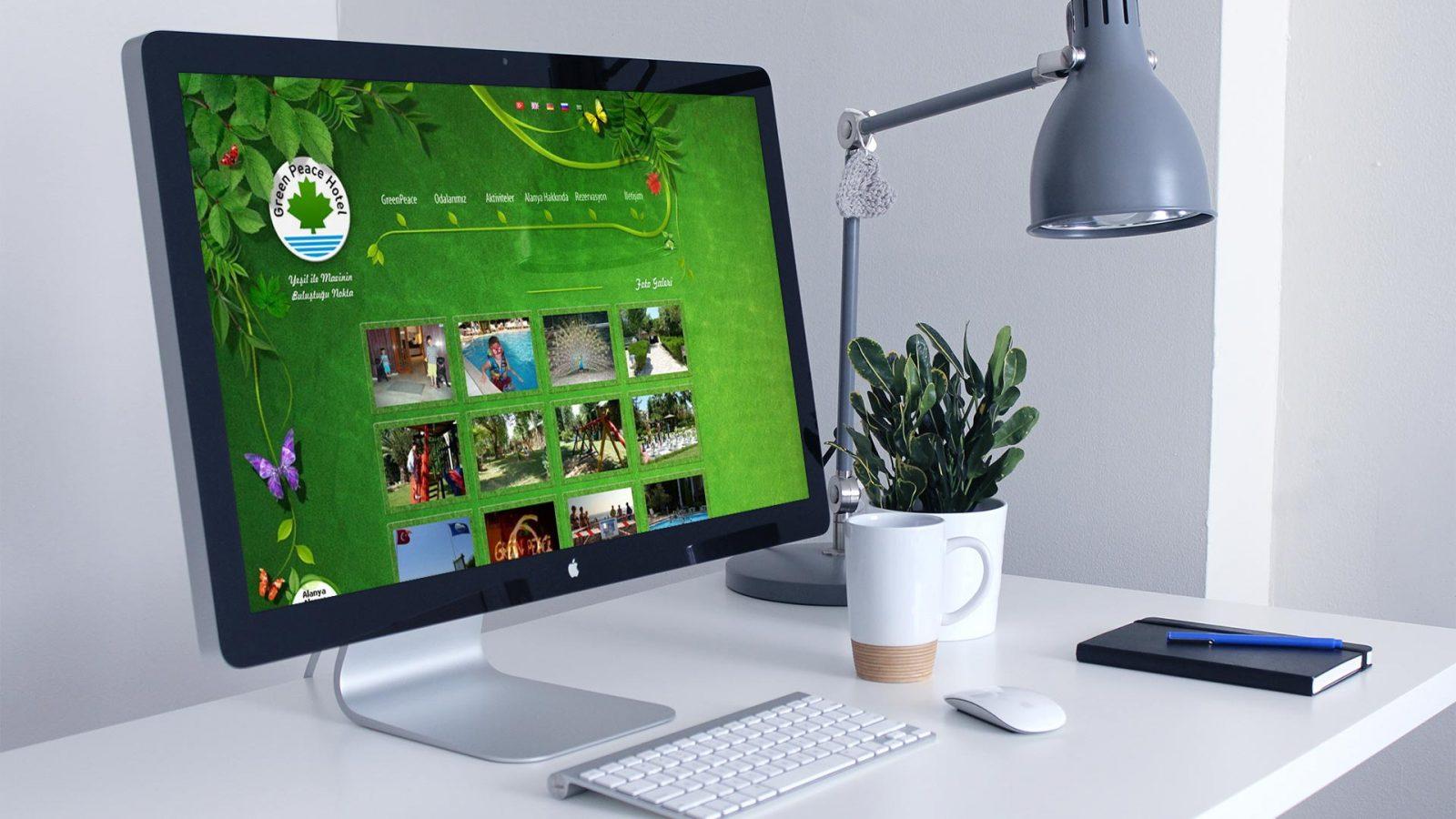 greenpeace web sitesi tasarımı 03