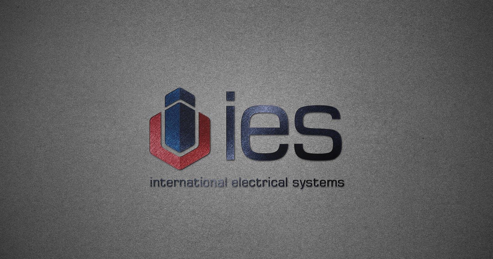 ies logo kurumsal kimlik tasarımı 02