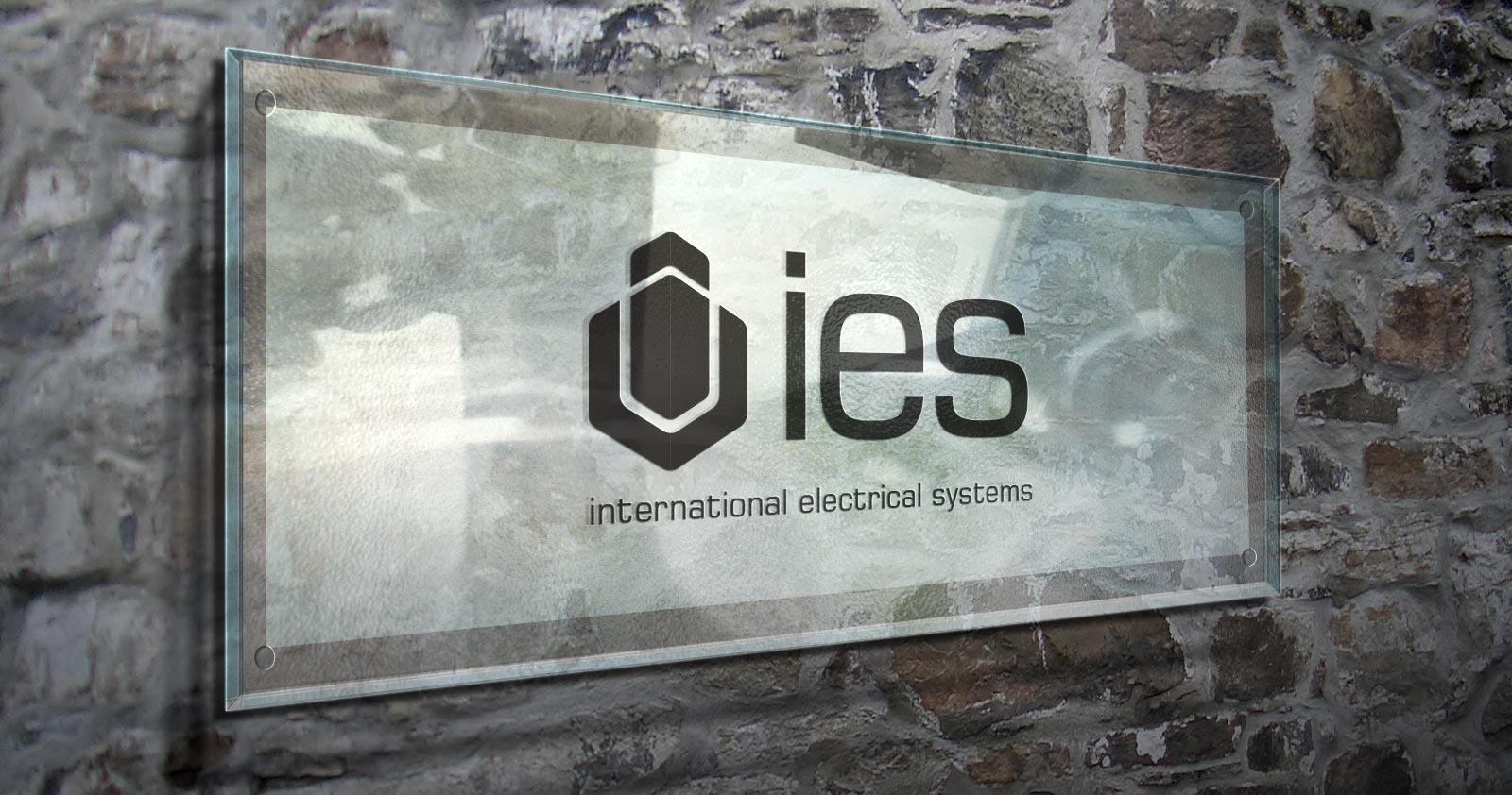 ies logo kurumsal kimlik tasarımı 06