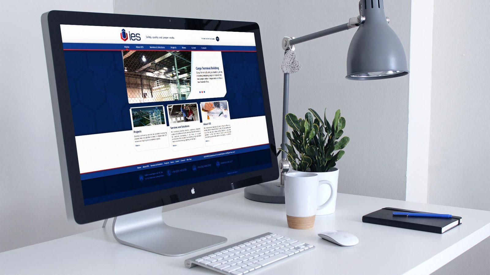 ies responsive web sitesi tasarımı 04