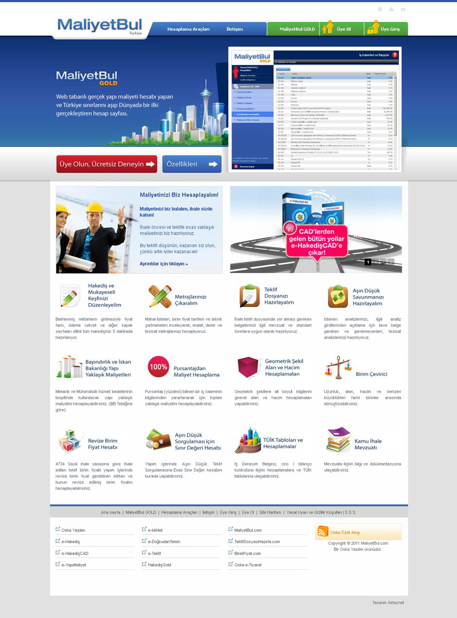 maliyetbul web sitesi tasarımı 04