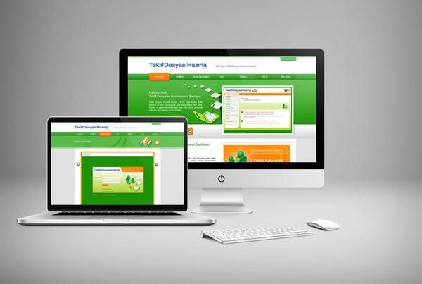 Teklif Dosyası Hazırla Web Sitesi Tasarımı