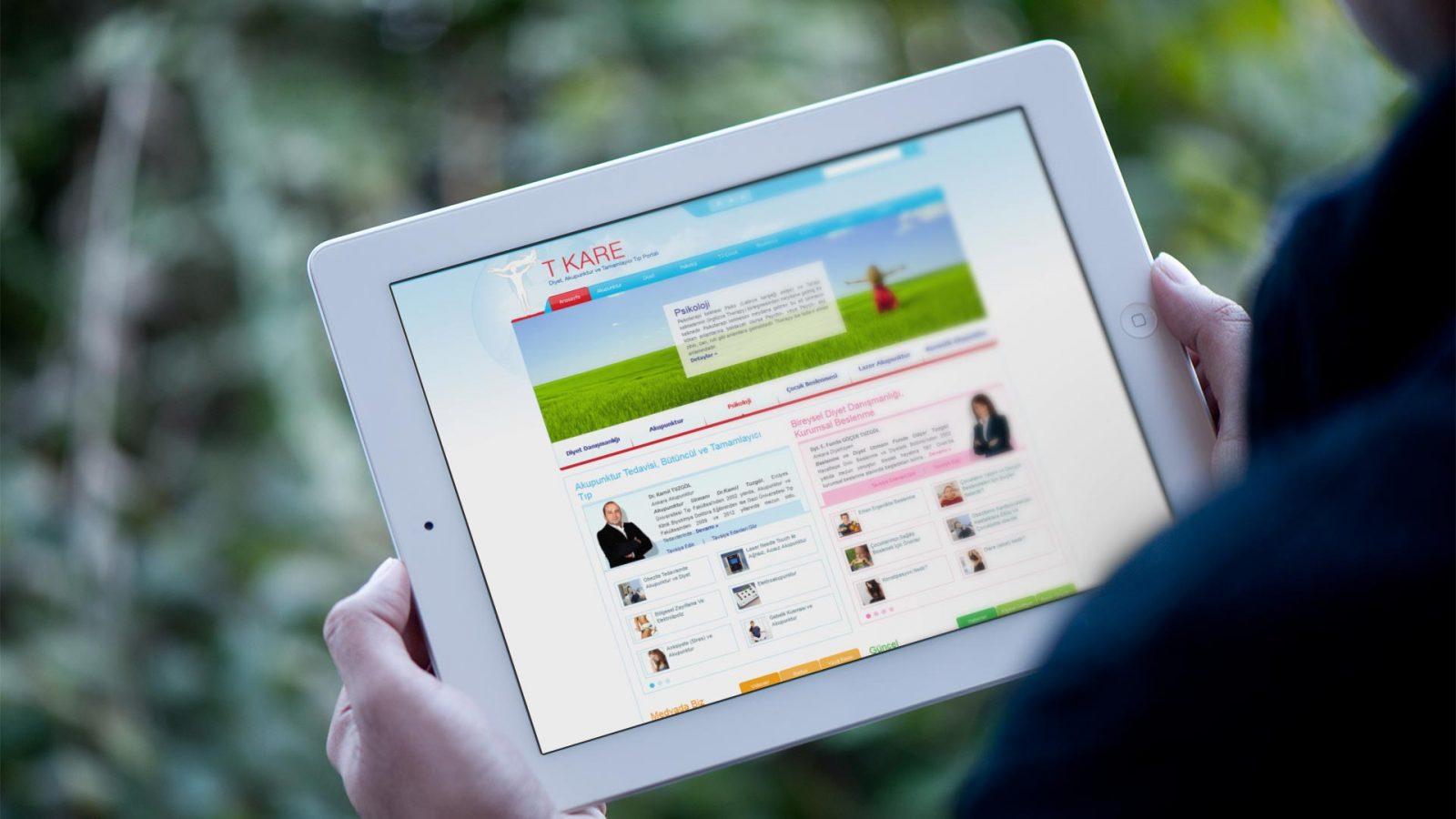 tkare diyet web sitesi tasarımı 02