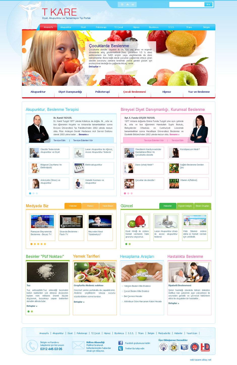 tkare diyet web sitesi tasarımı 04