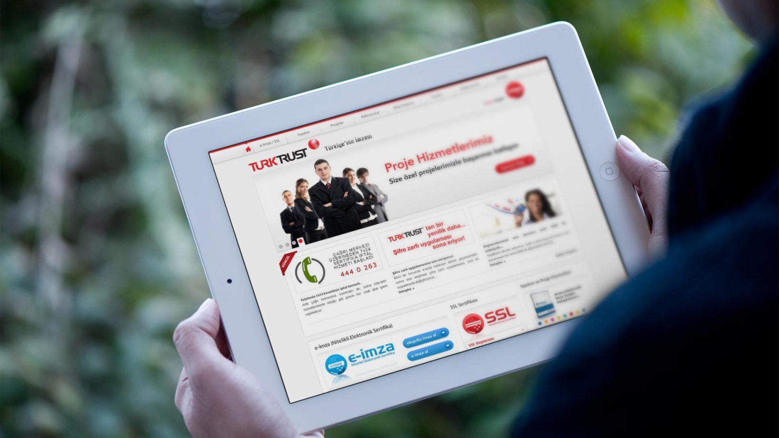 türktrust web sitesi tasarımı 02