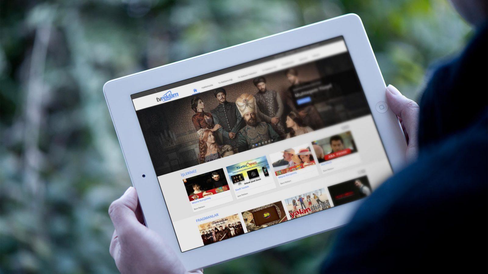 tvreklam responsive web sitesi tasarımı 03