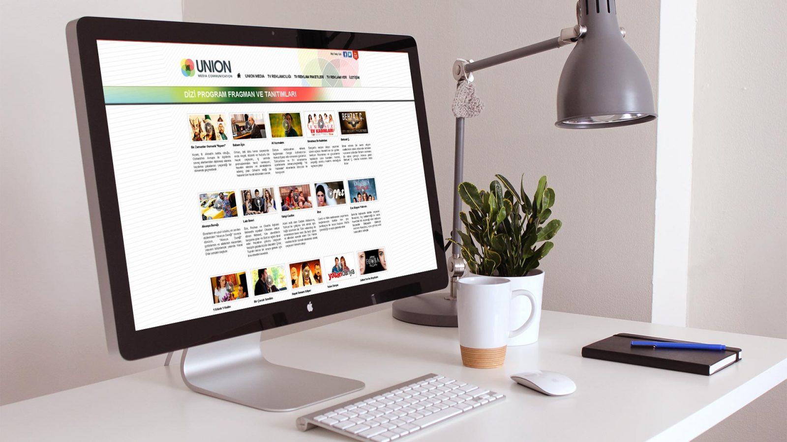 union media web sitesi tasarımı 03