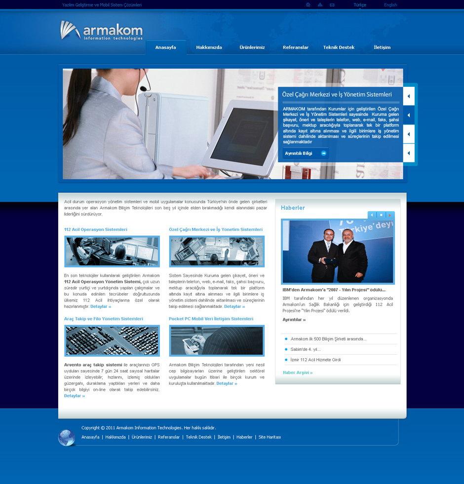 armakom web sitesi tasarımı 04