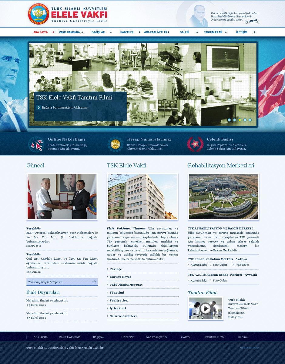 elele vakfı web sitesi tasarımı 04