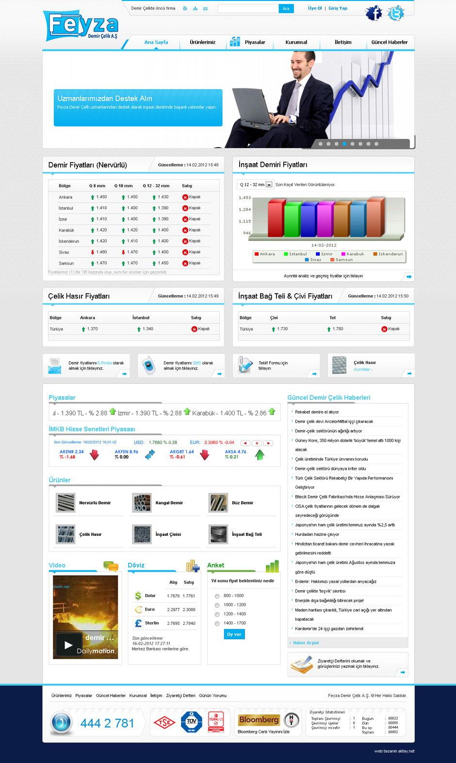 feyza demir web sitesi tasarımı 04