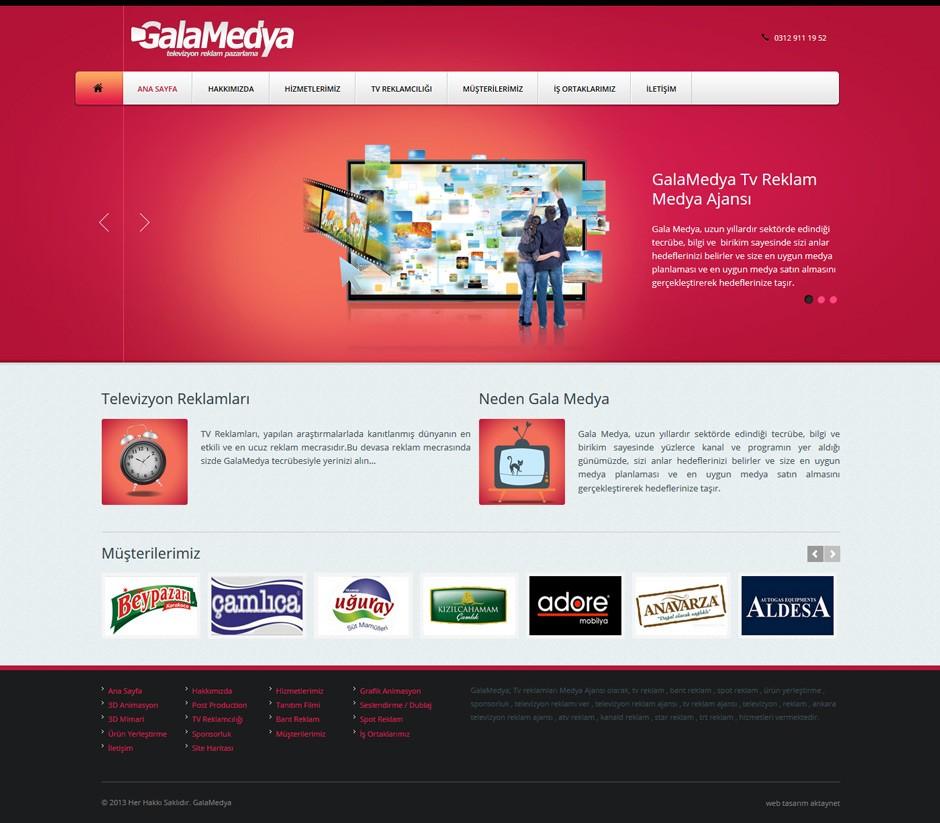 Gala Medya Responsive Web Tasarım 05
