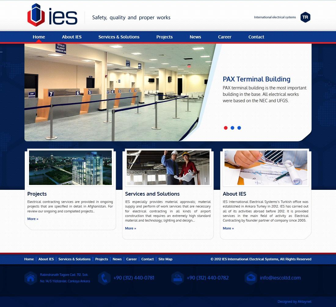 IES Responsive Web Tasarımı 5