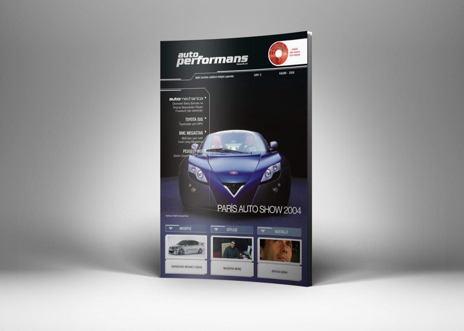 autoperformans dergisi tasarımı 01