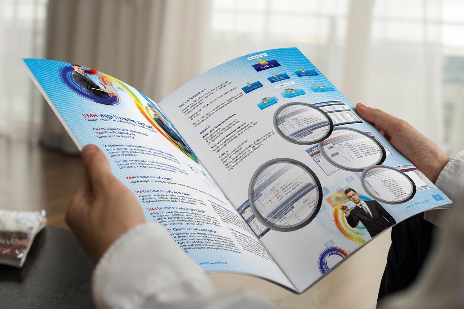 oska basılı bülten tasarımı eylül 2011 02