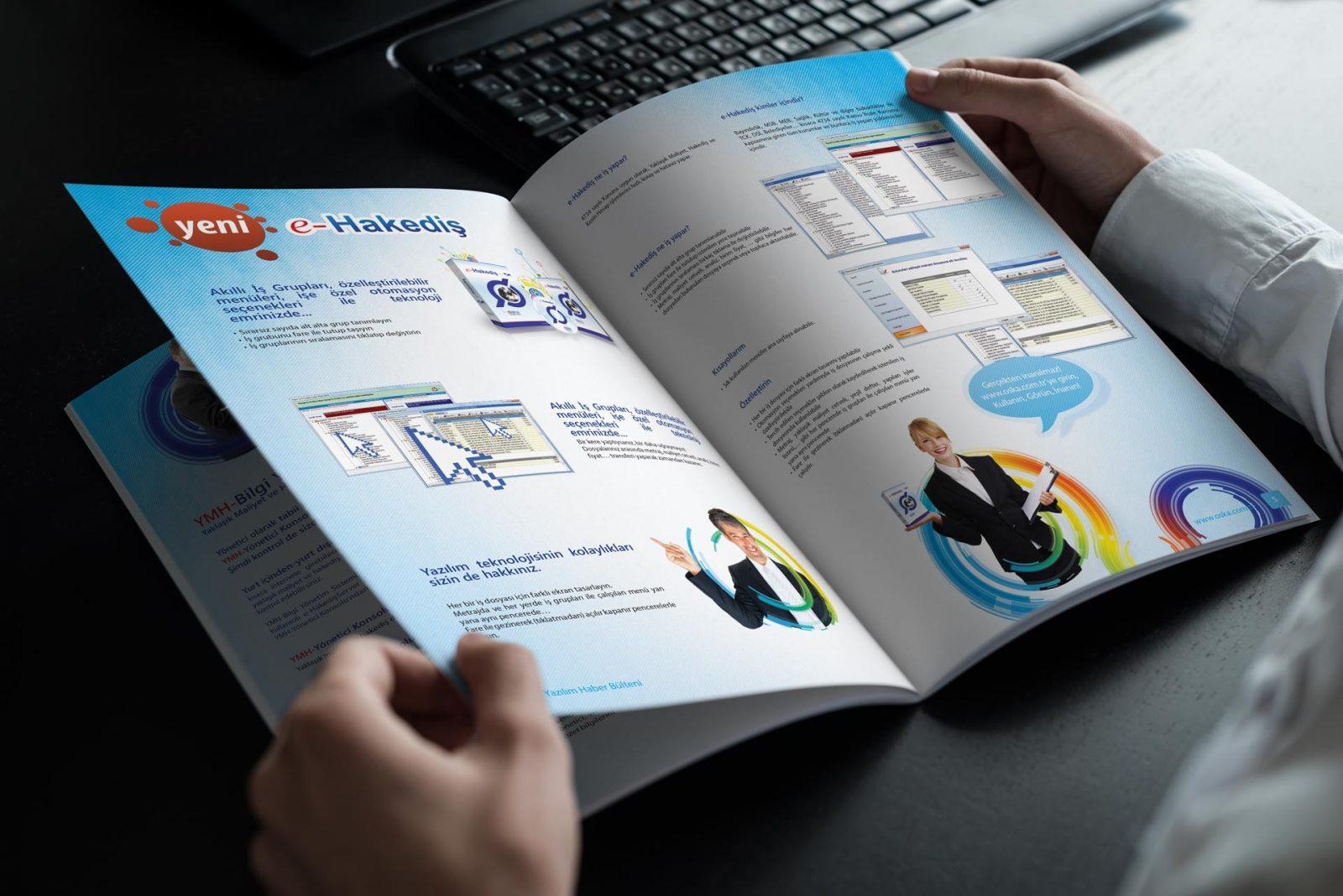 oska basılı bülten tasarımı eylül 2011 03