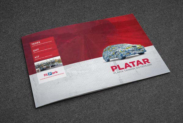 Platar Katalog Tasarımı