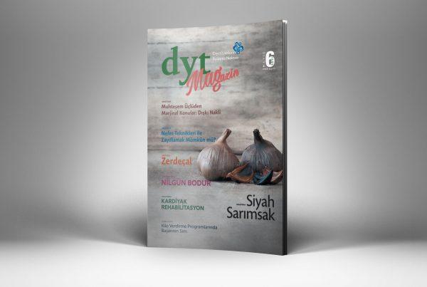 DytMagazin Dergi Tasarımı 01