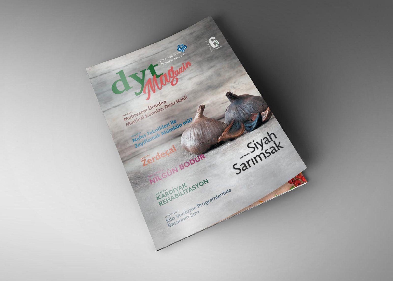 DytMagazin Dergi Tasarımı 02