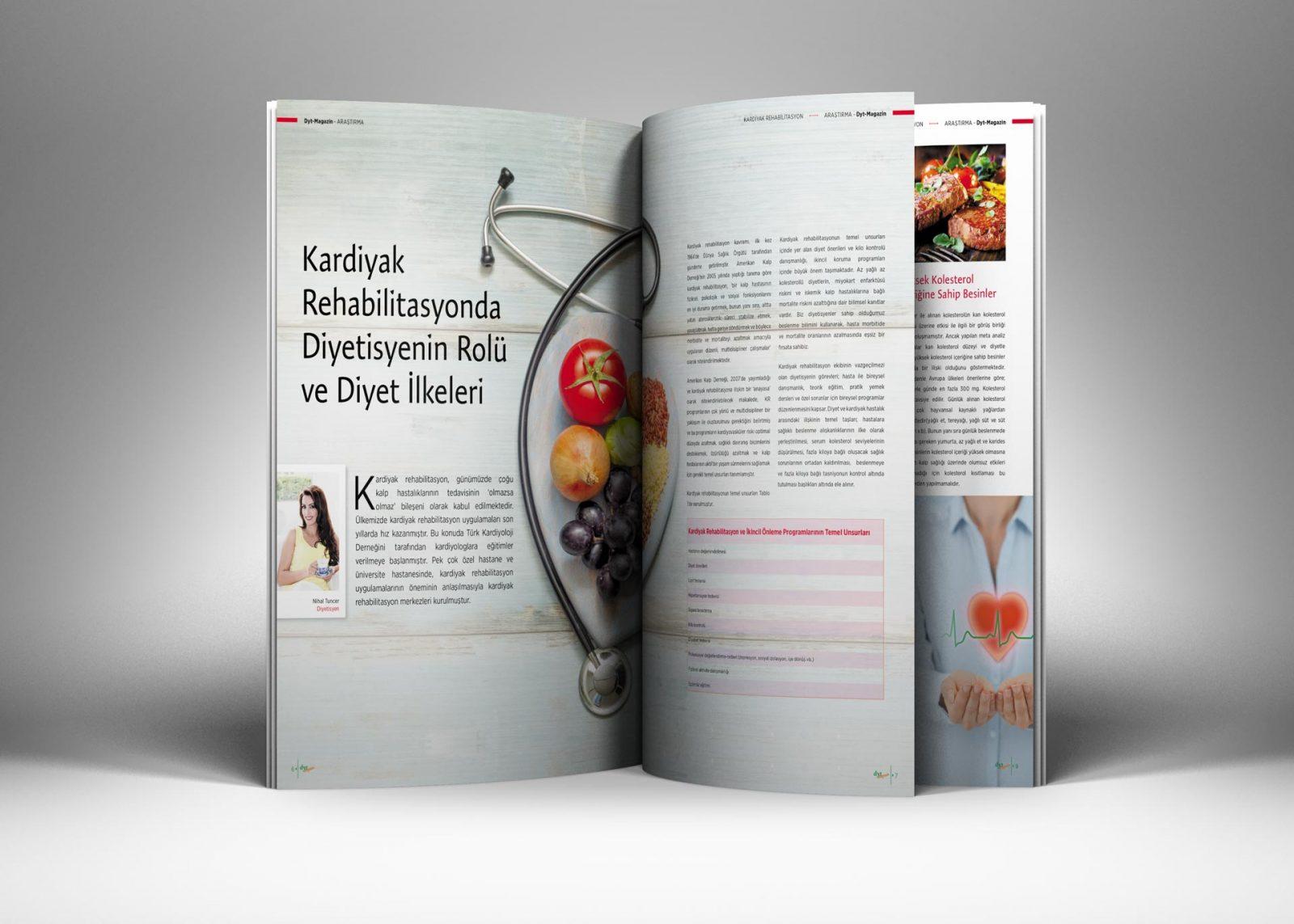 DytMagazin Dergi Tasarımı 03
