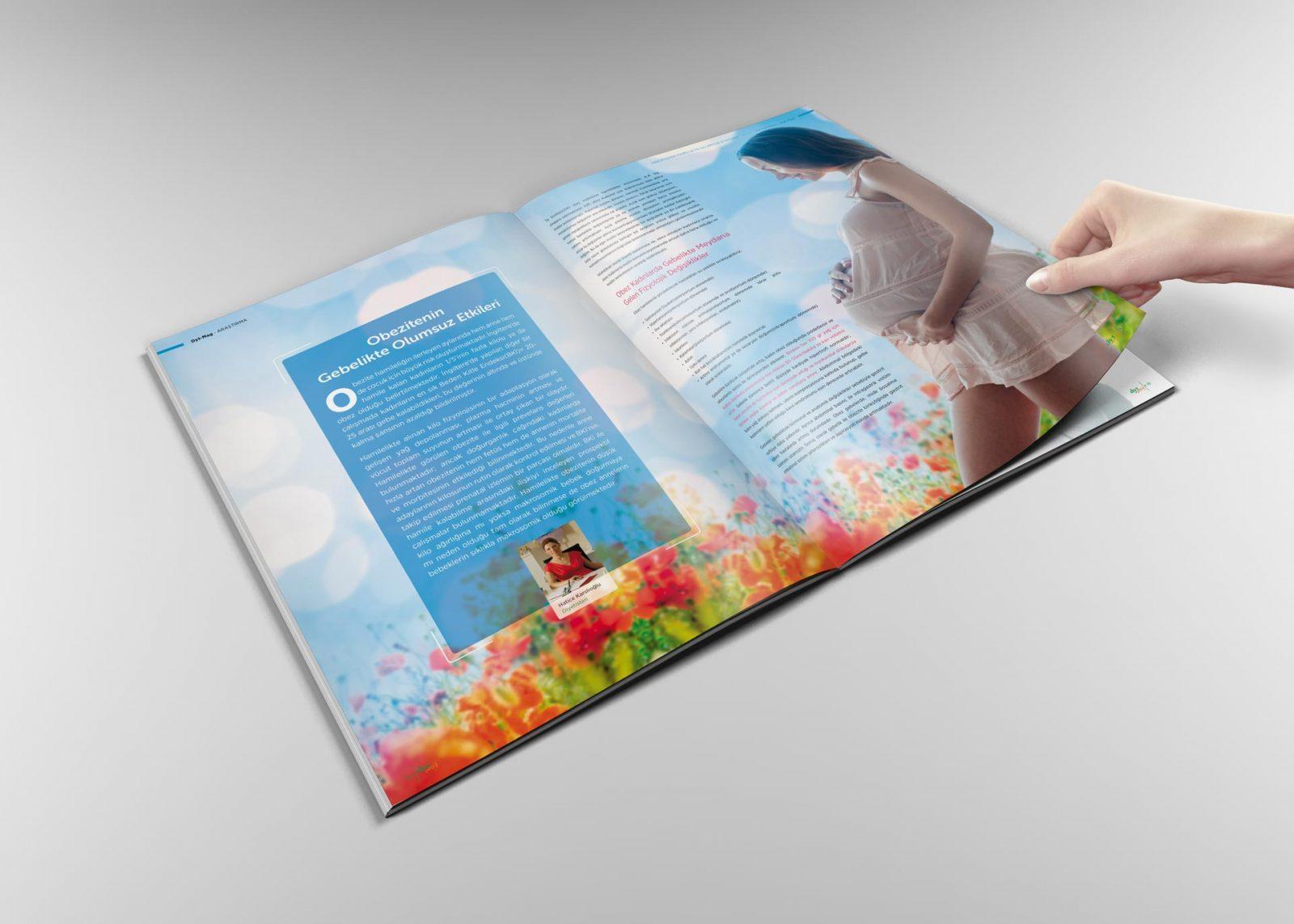 DytMagazin Dergi Tasarımı 07