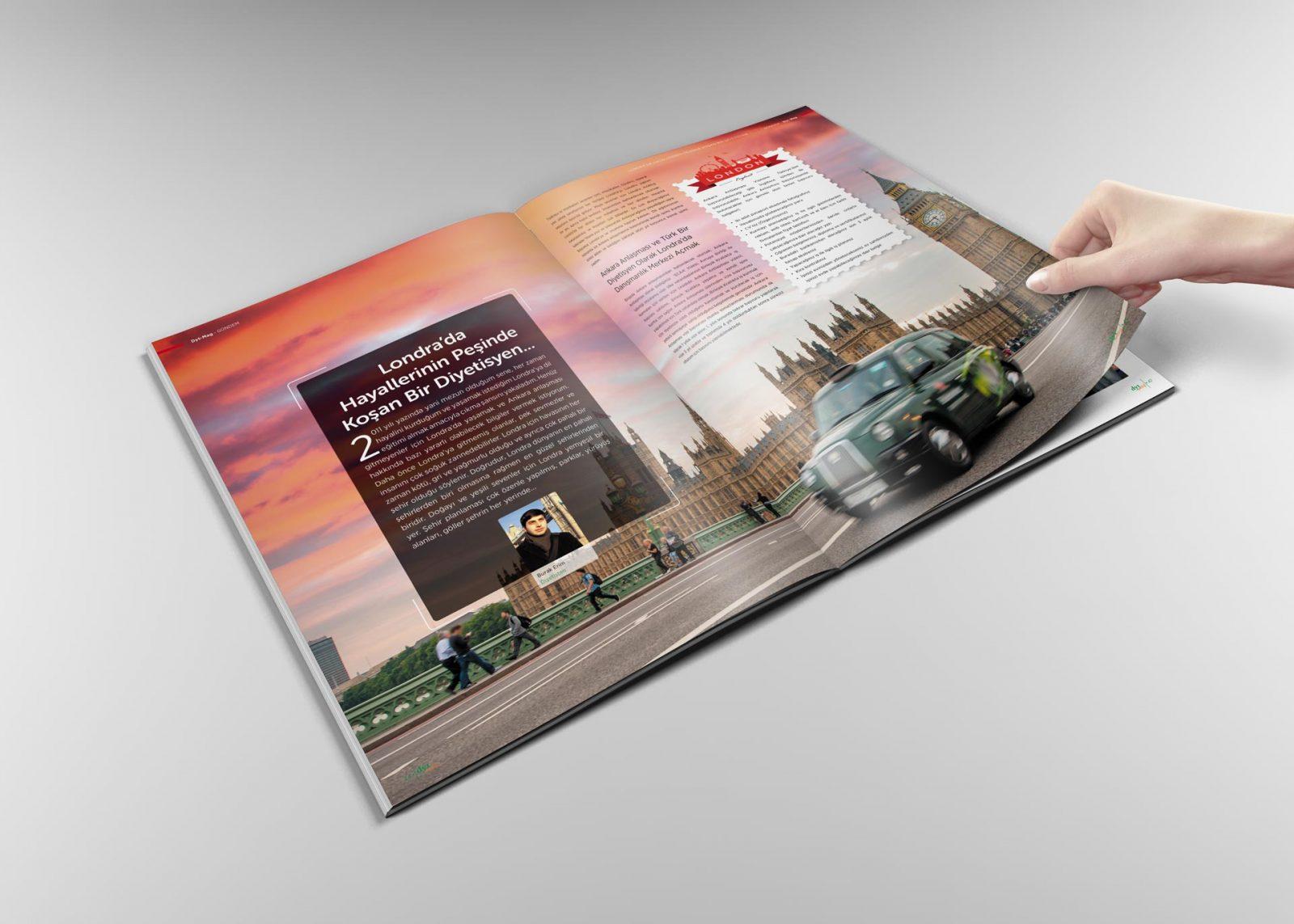 DytMagazin Dergi Tasarımı 08