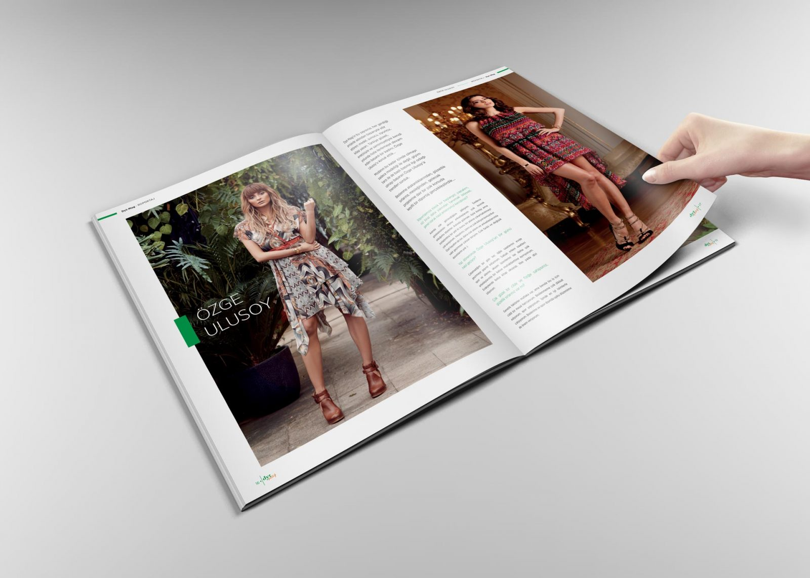 DytMagazin Dergi Tasarımı 10