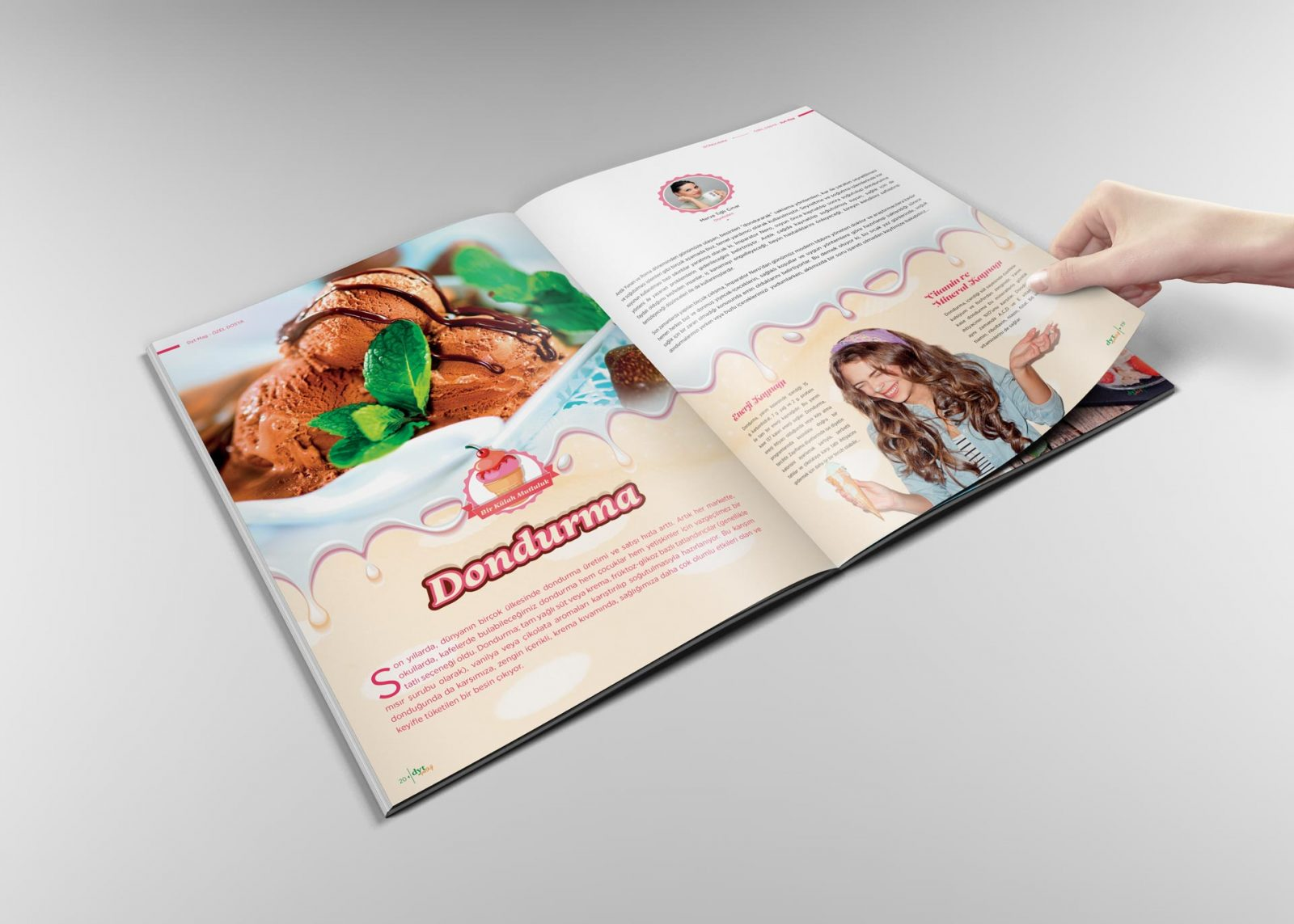 DytMagazin Dergi Tasarımı 11