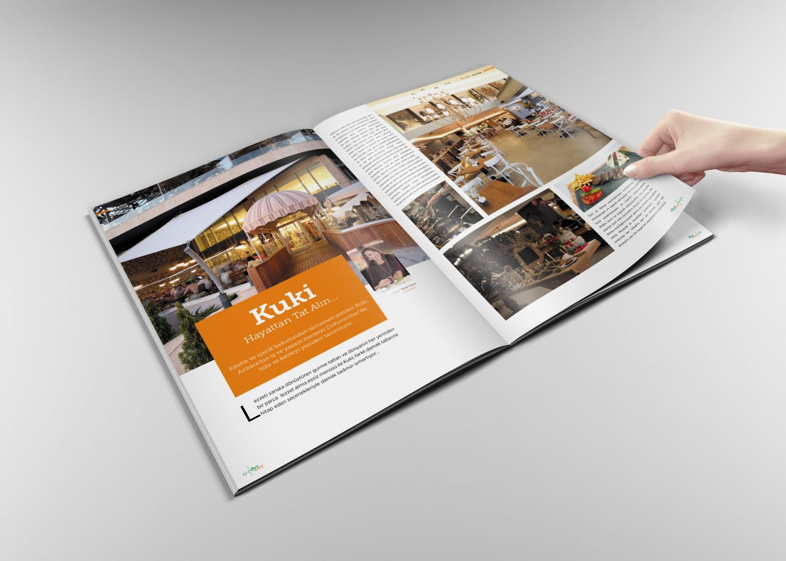 DytMagazin Dergi Tasarımı 12