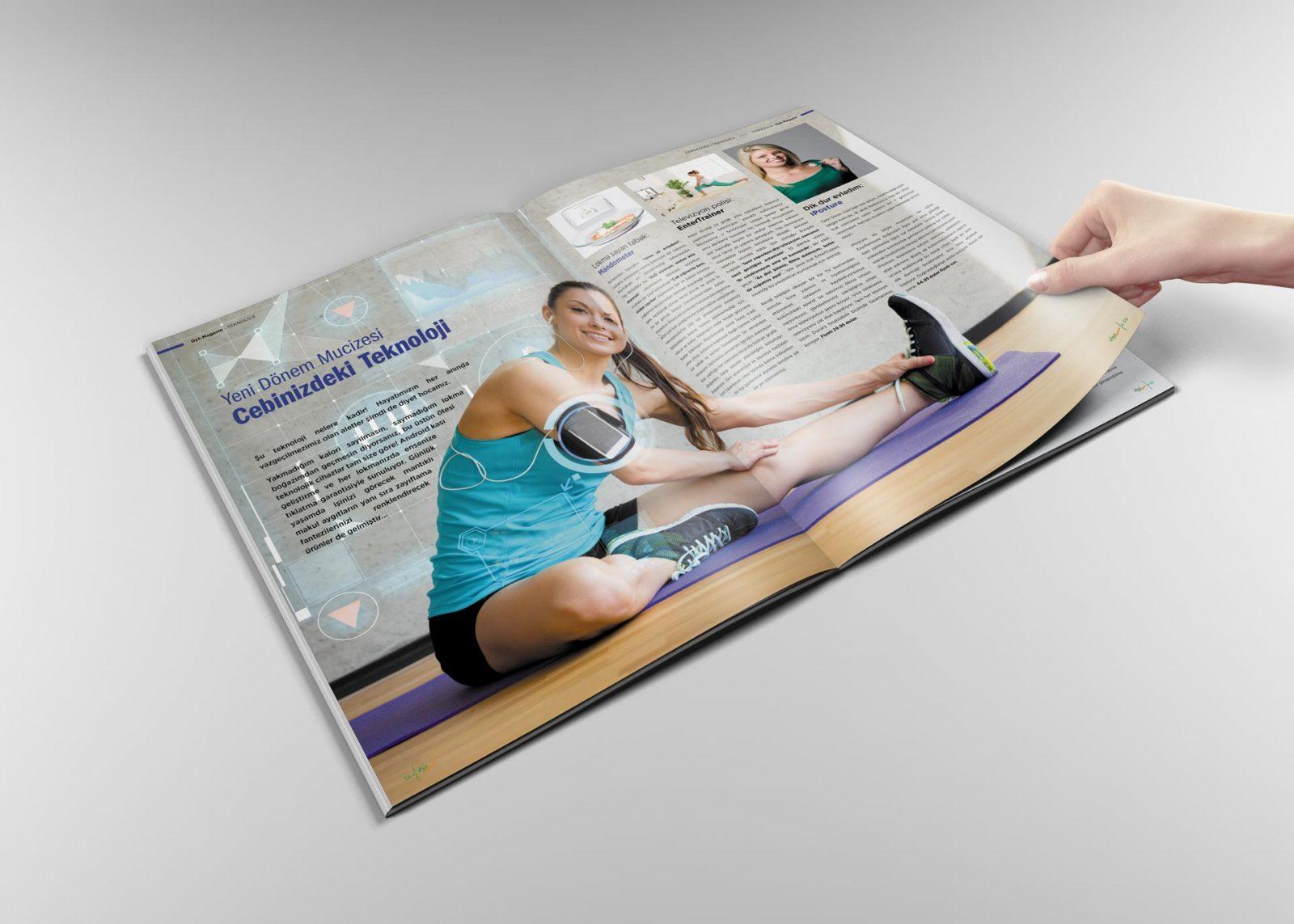 DytMagazin Dergi Tasarımı 13