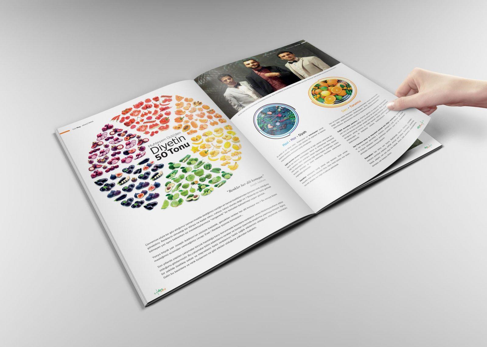 DytMagazin Dergi Tasarımı 14