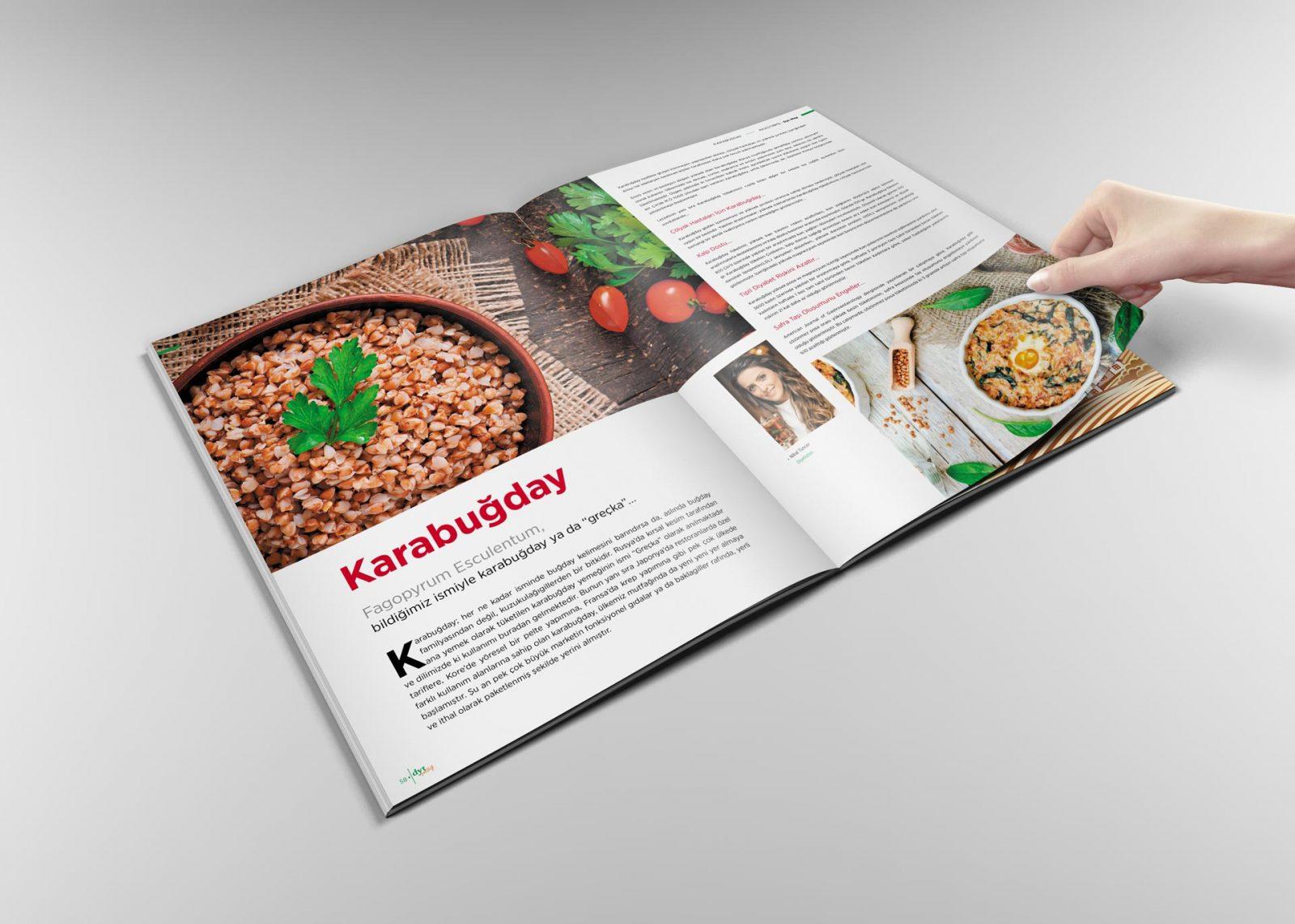 DytMagazin Dergi Tasarımı 15